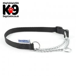 Nylon Half Check Chain Collar